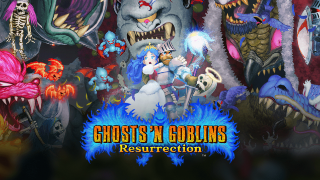 Test - Ghosts 'n Goblins Resurrection