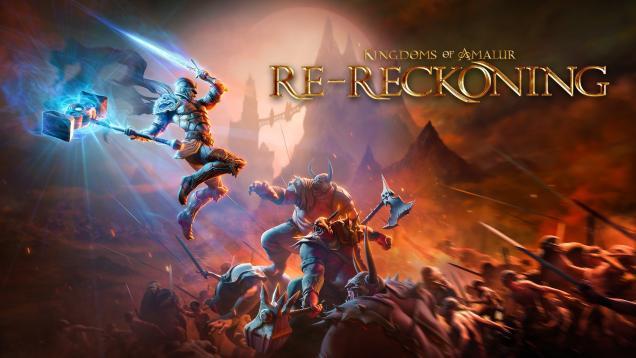 Test - Kingdoms of Amalur : Re-Reckoning