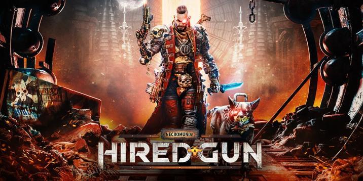 Test - Necromunda : Hired Gun