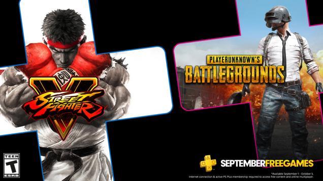 Jeux PS+ de septembre 2020