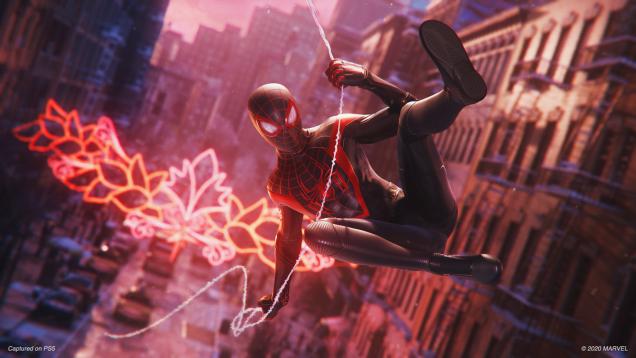 Test - Marvel's Spider-Man : Miles Morales