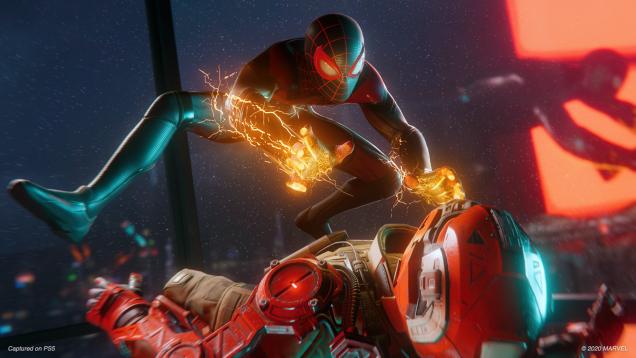 Guide des trophées - Marvel's Spider-Man : Miles Morales